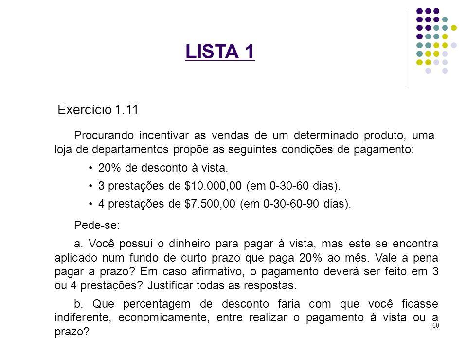 LISTA 1 Exercício 1.11.