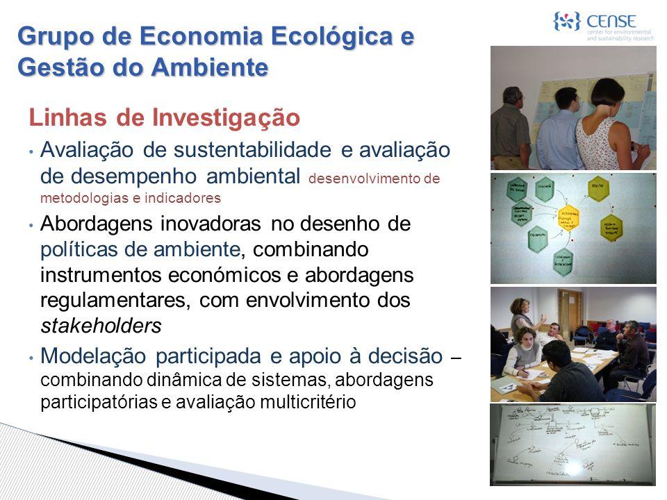Grupo de Economia Ecológica e Gestão do Ambiente