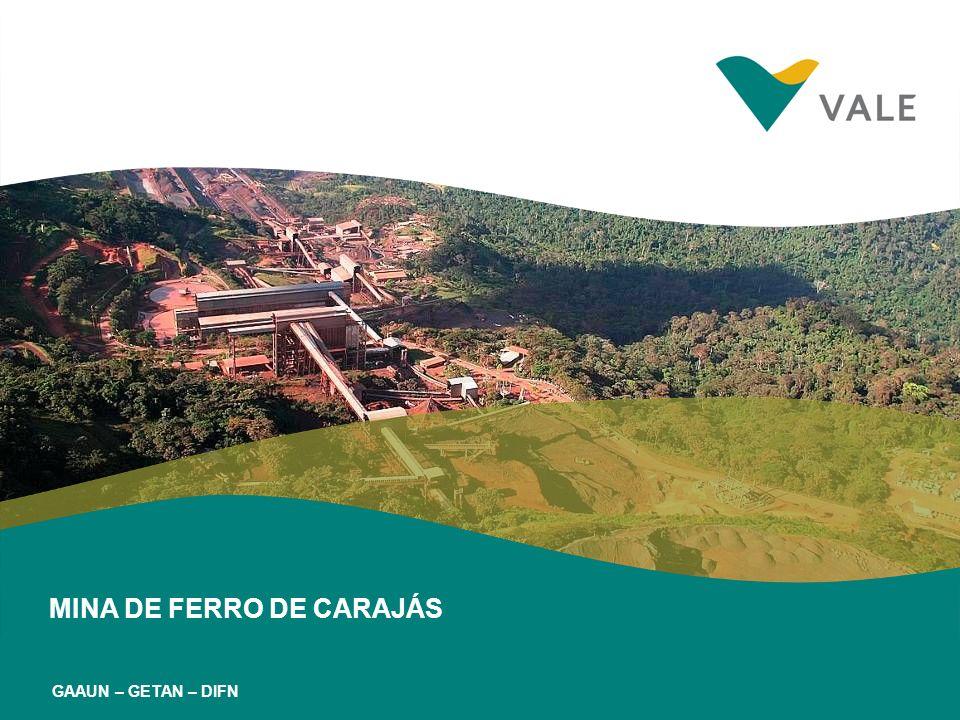Localização de Carajás