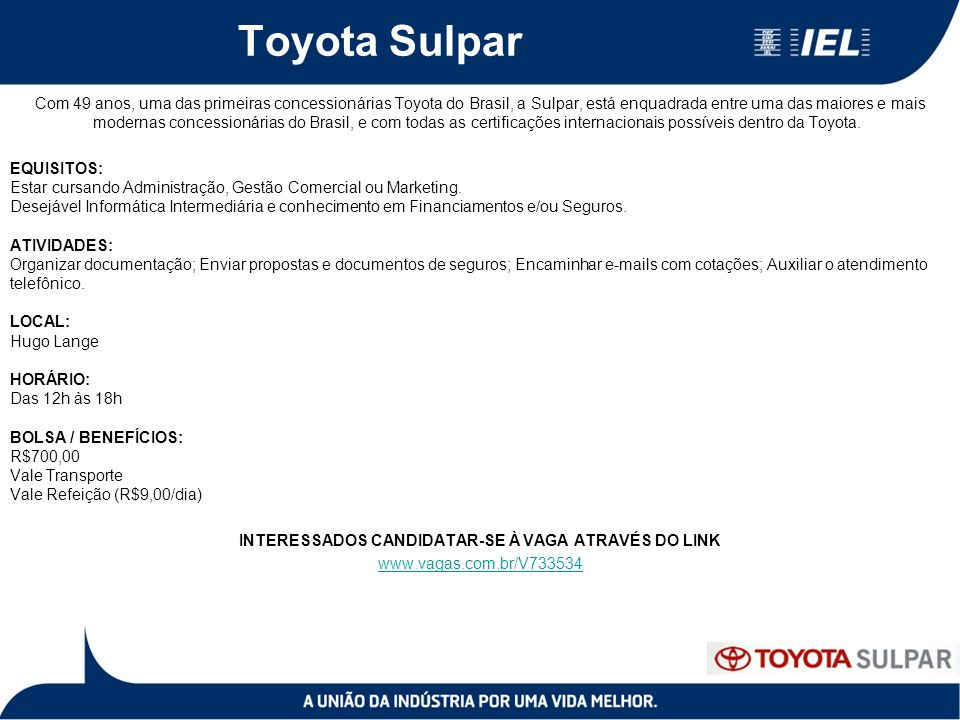 Toyota Sulpar