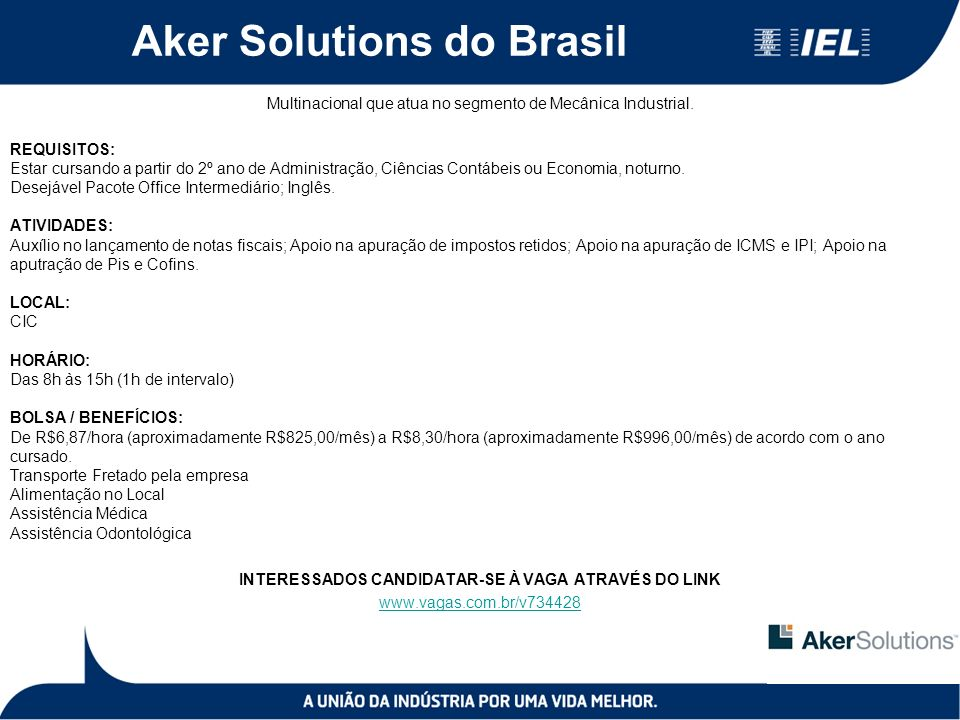 Aker Solutions do Brasil