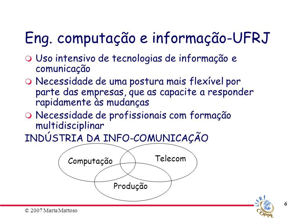 Eng. computação e informação-UFRJ