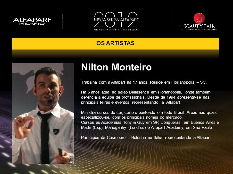 Nilton Monteiro OS ARTISTAS