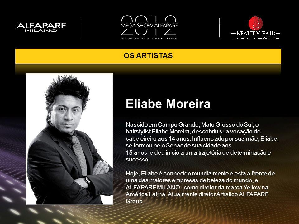 Eliabe Moreira OS ARTISTAS