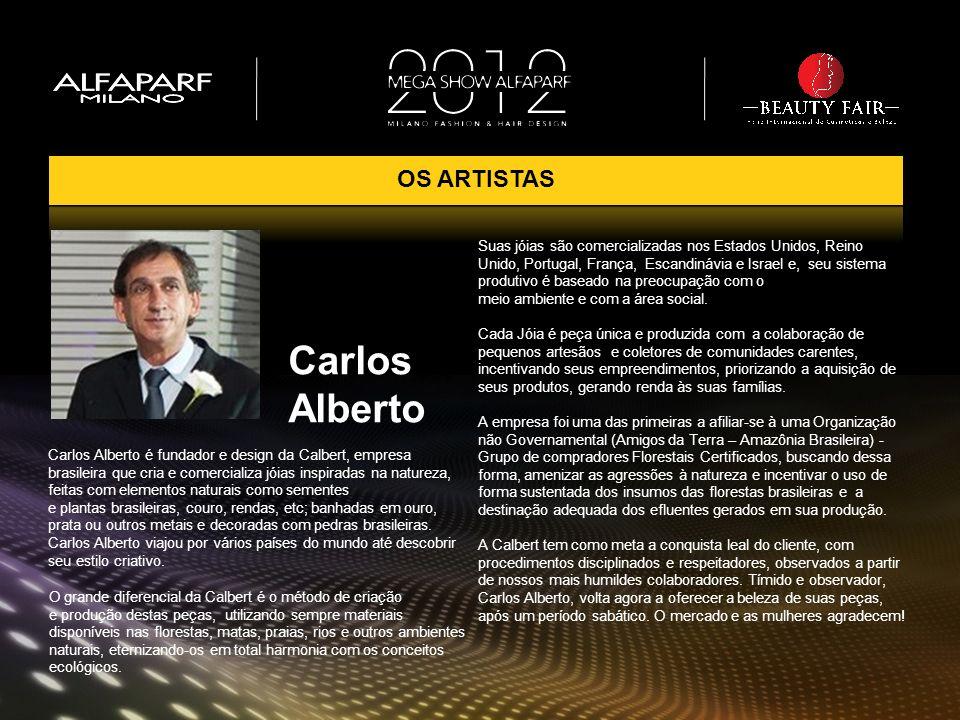 Carlos Alberto OS ARTISTAS