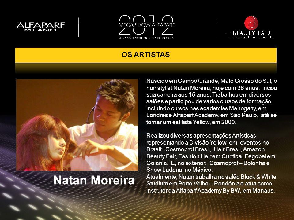 Natan Moreira OS ARTISTAS