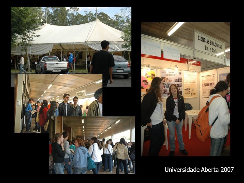 Universidade Aberta 2007