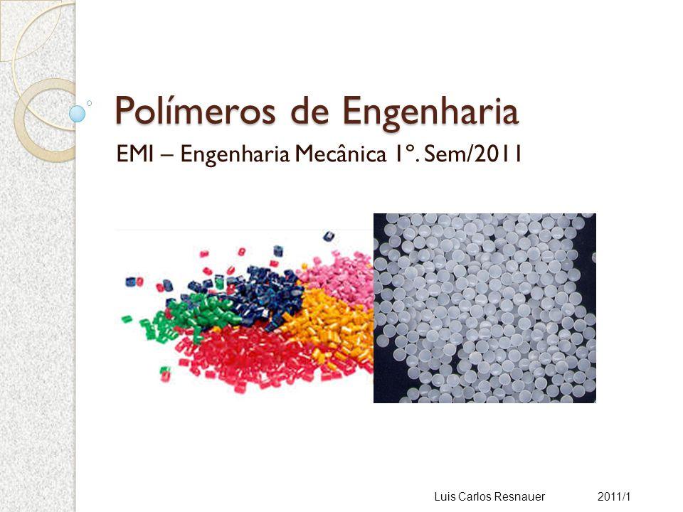Polímeros de Engenharia