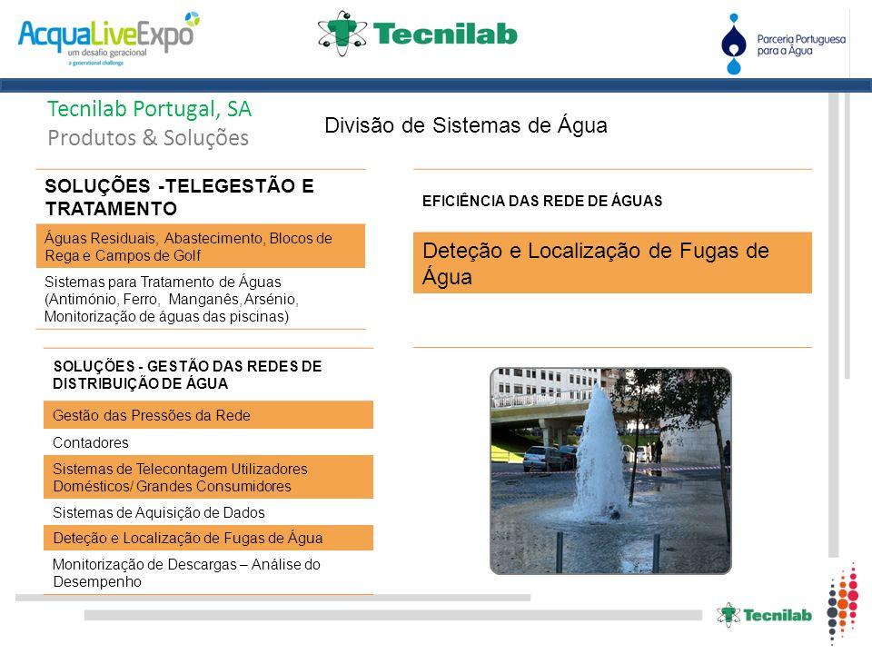Tecnilab Portugal, SA Produtos & Soluções