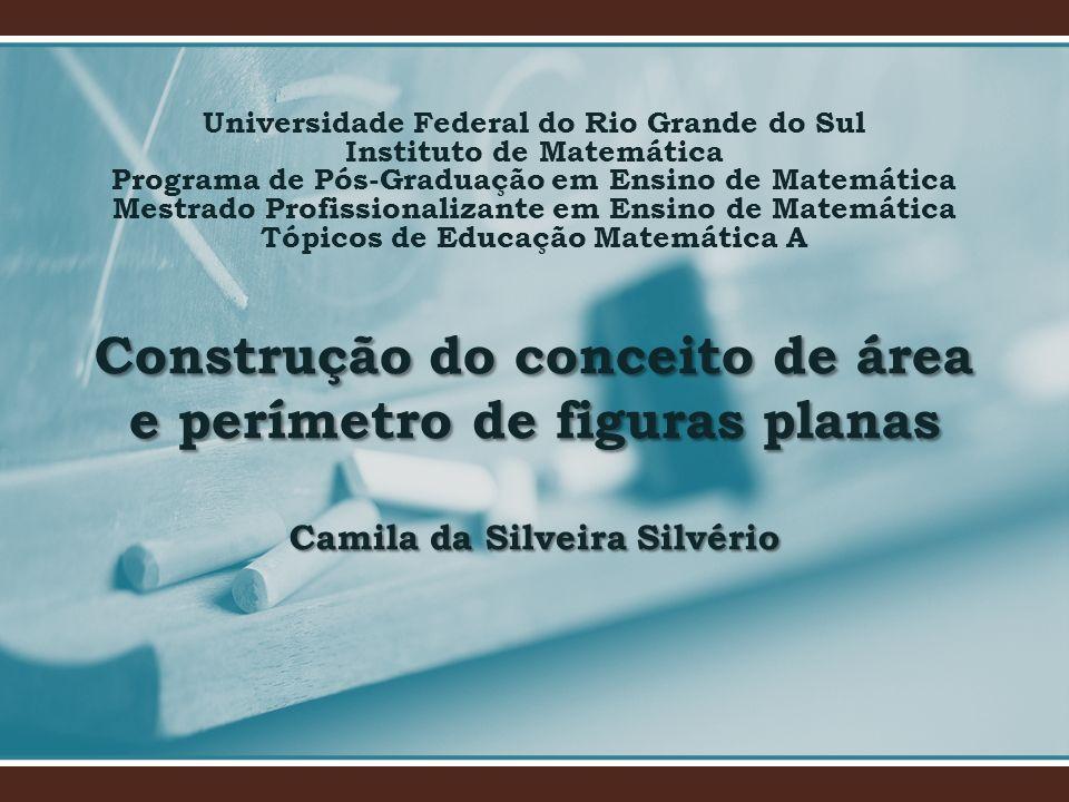 Universidade Federal do Rio Grande do Sul Instituto de Matemática Programa de Pós-Graduação em Ensino de Matemática Mestrado Profissionalizante em Ensino de Matemática Tópicos de Educação Matemática A