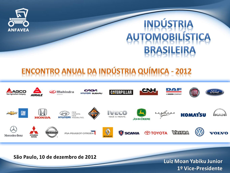 Encontro anual da indústria química - 2012