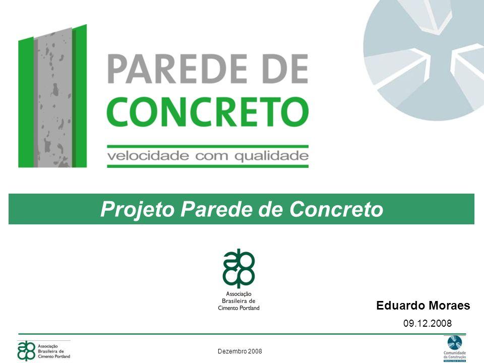 Projeto Parede de Concreto