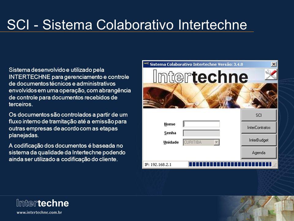 SCI - Sistema Colaborativo Intertechne