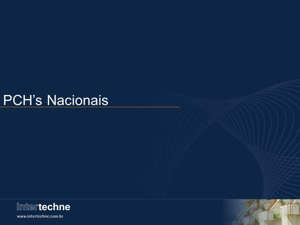 PCH's Nacionais