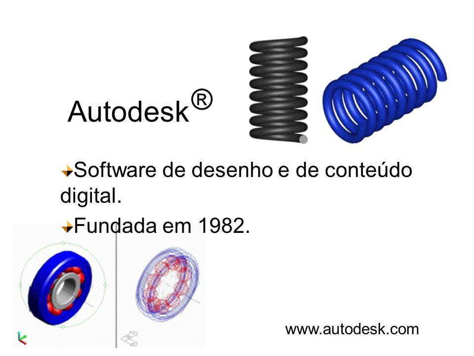 Software de desenho e de conteúdo digital. Fundada em 1982.