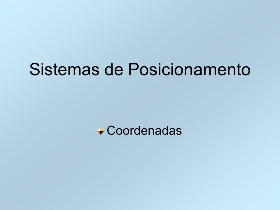 Sistemas de Posicionamento
