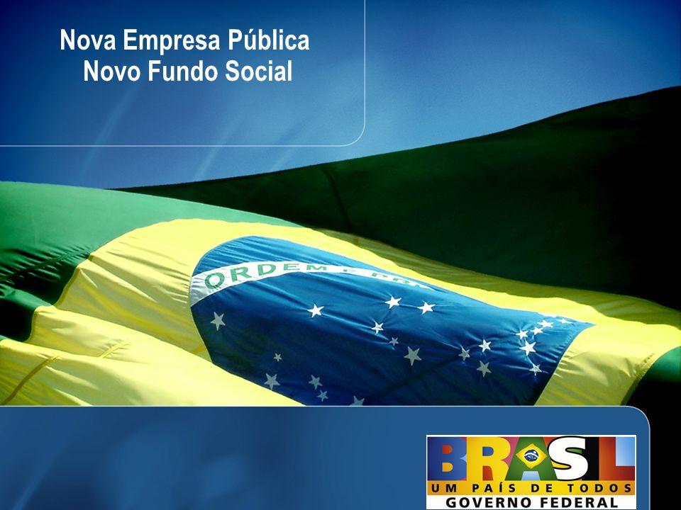 Nova Empresa Pública Novo Fundo Social