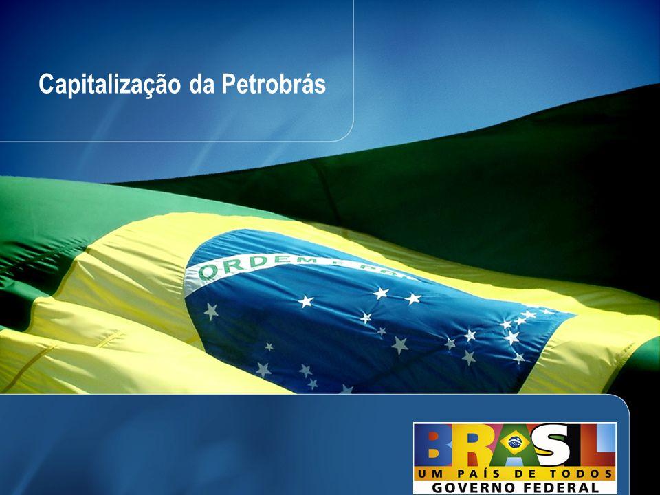 Capitalização da Petrobrás