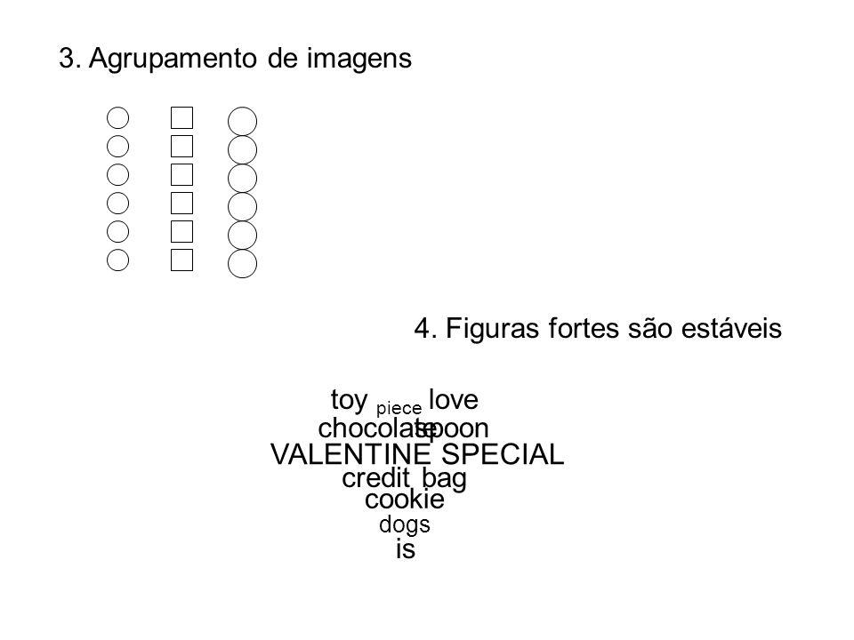 VALENTINE SPECIAL 3. Agrupamento de imagens