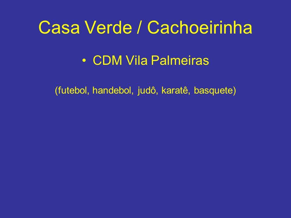 Casa Verde / Cachoeirinha