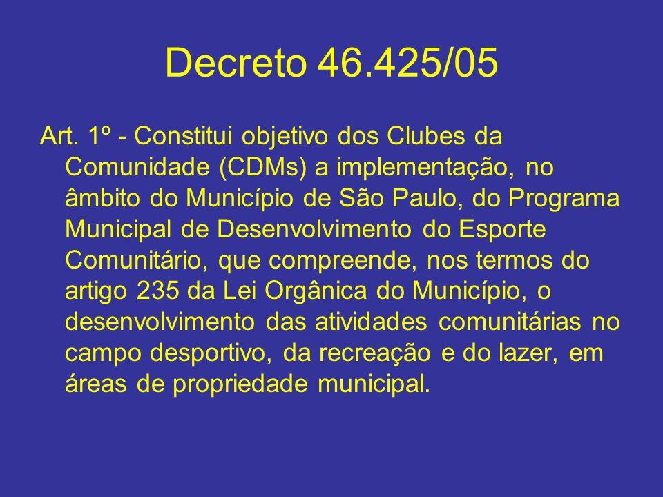 Decreto 46.425/05