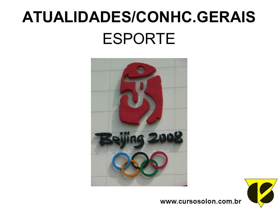 ATUALIDADES/CONHC.GERAIS