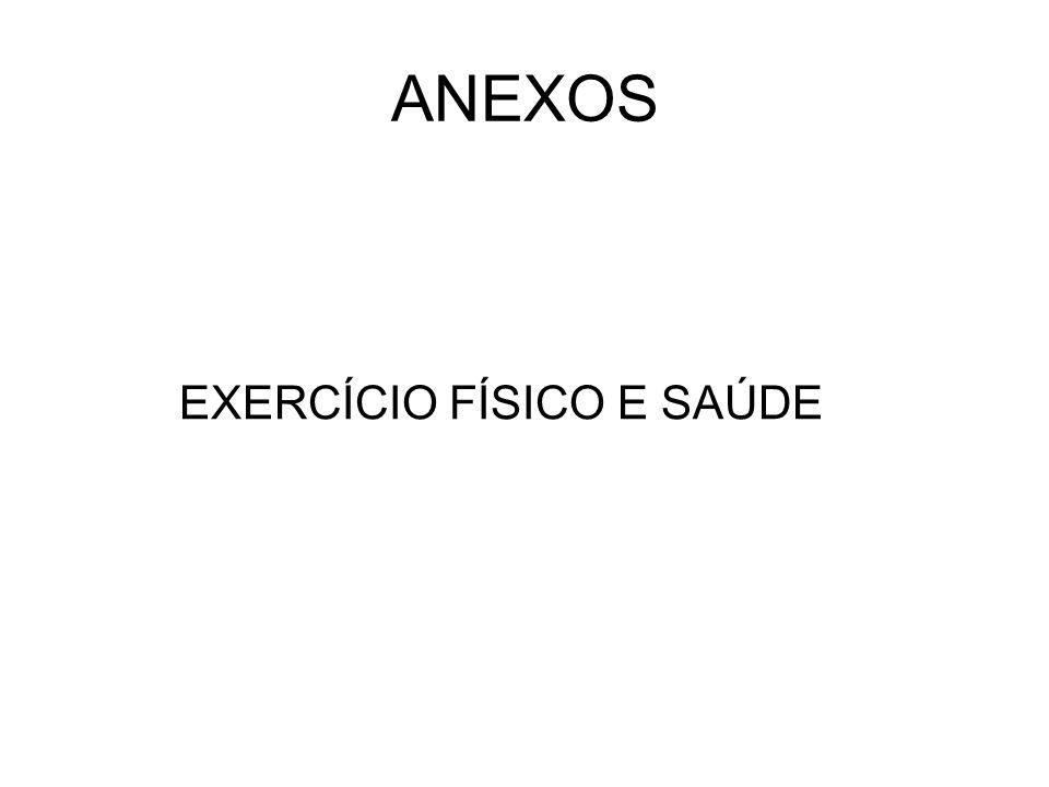 ANEXOS EXERCÍCIO FÍSICO E SAÚDE