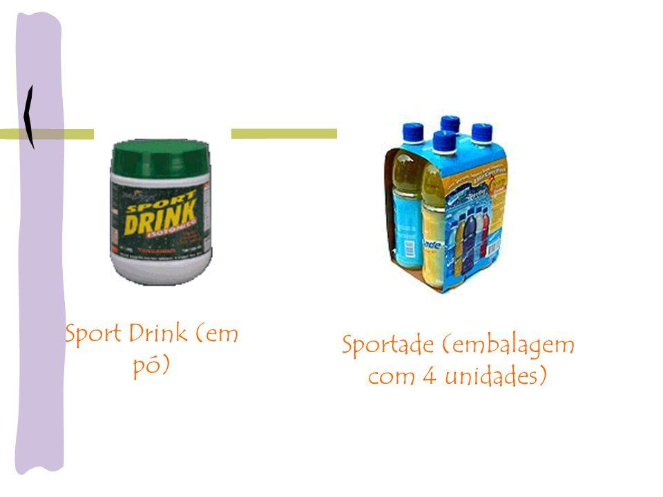 Sportade (embalagem com 4 unidades)