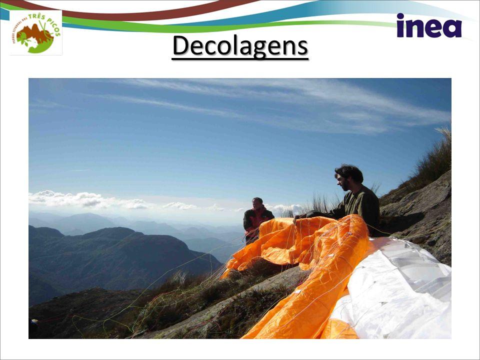Decolagens