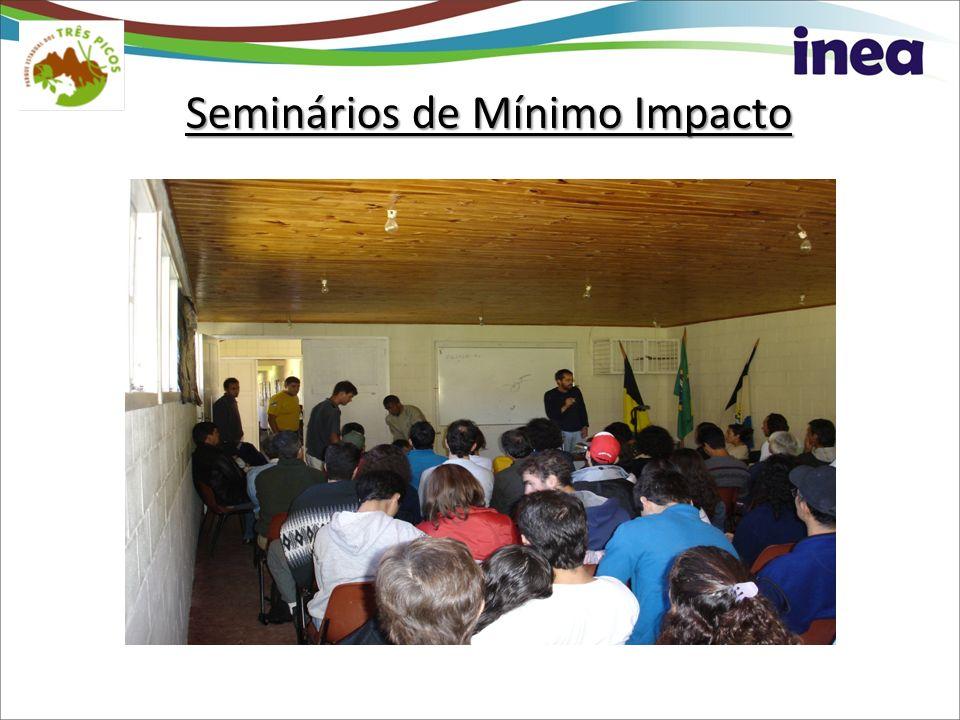 Seminários de Mínimo Impacto
