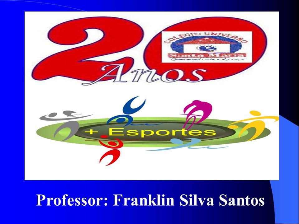 Professor: Franklin Silva Santos