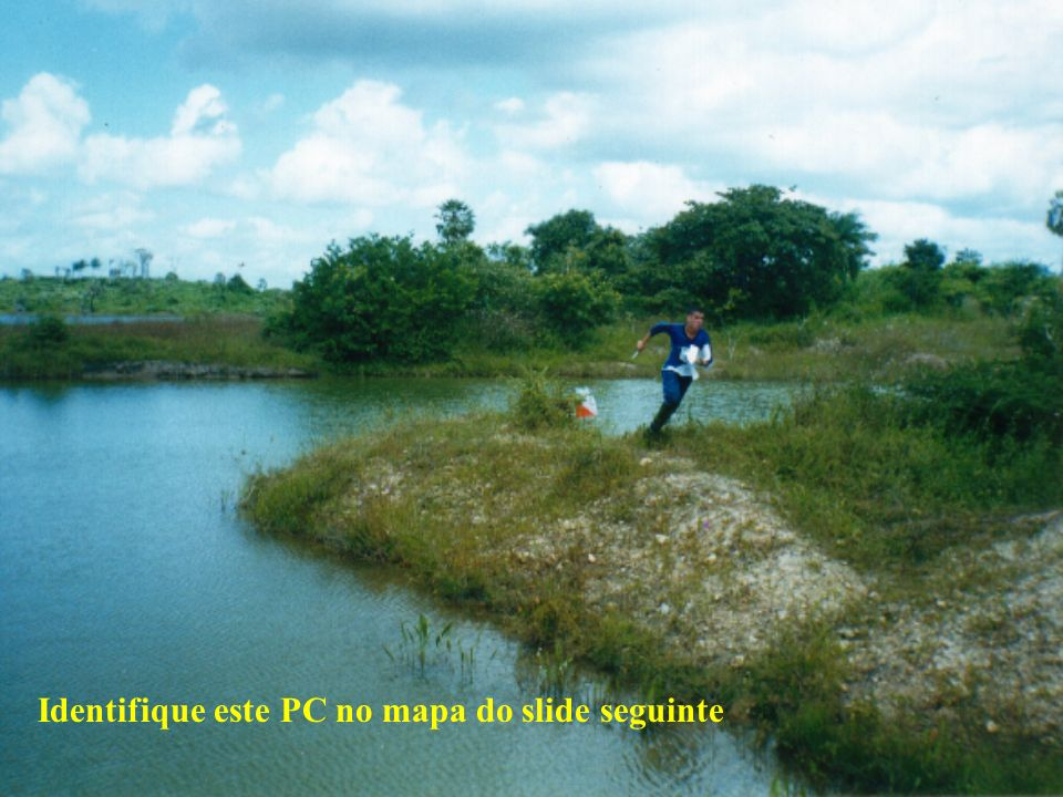 Identifique este PC no mapa do slide seguinte