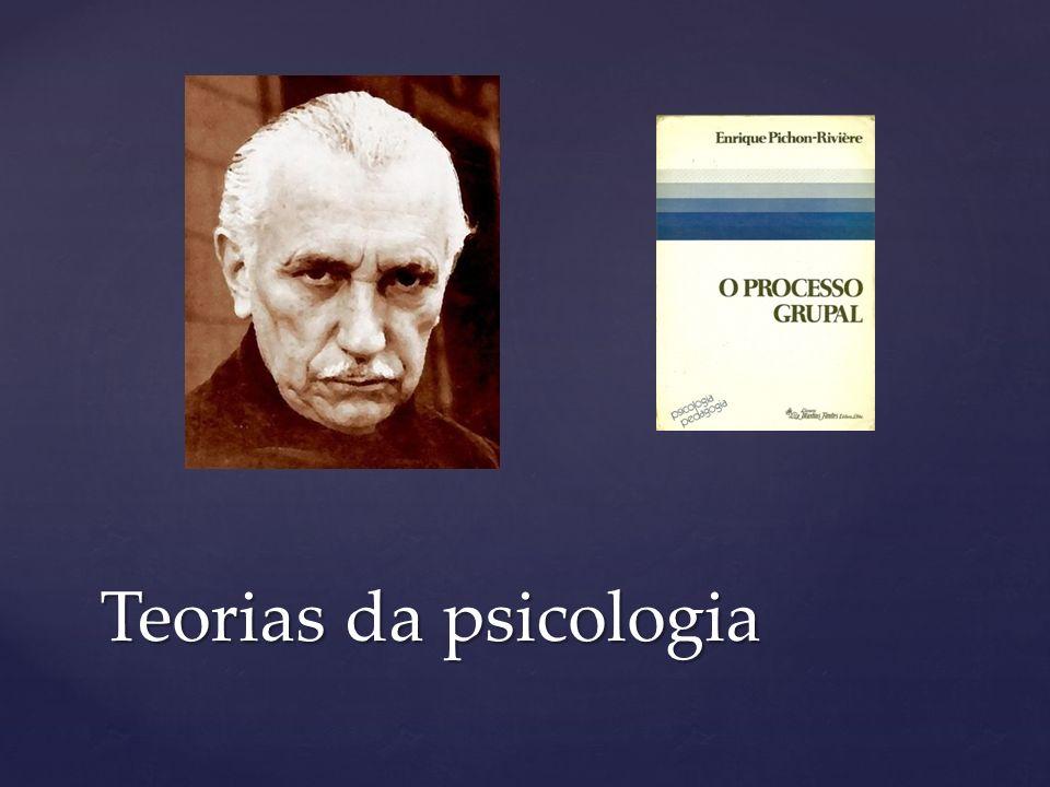 Teorias da psicologia