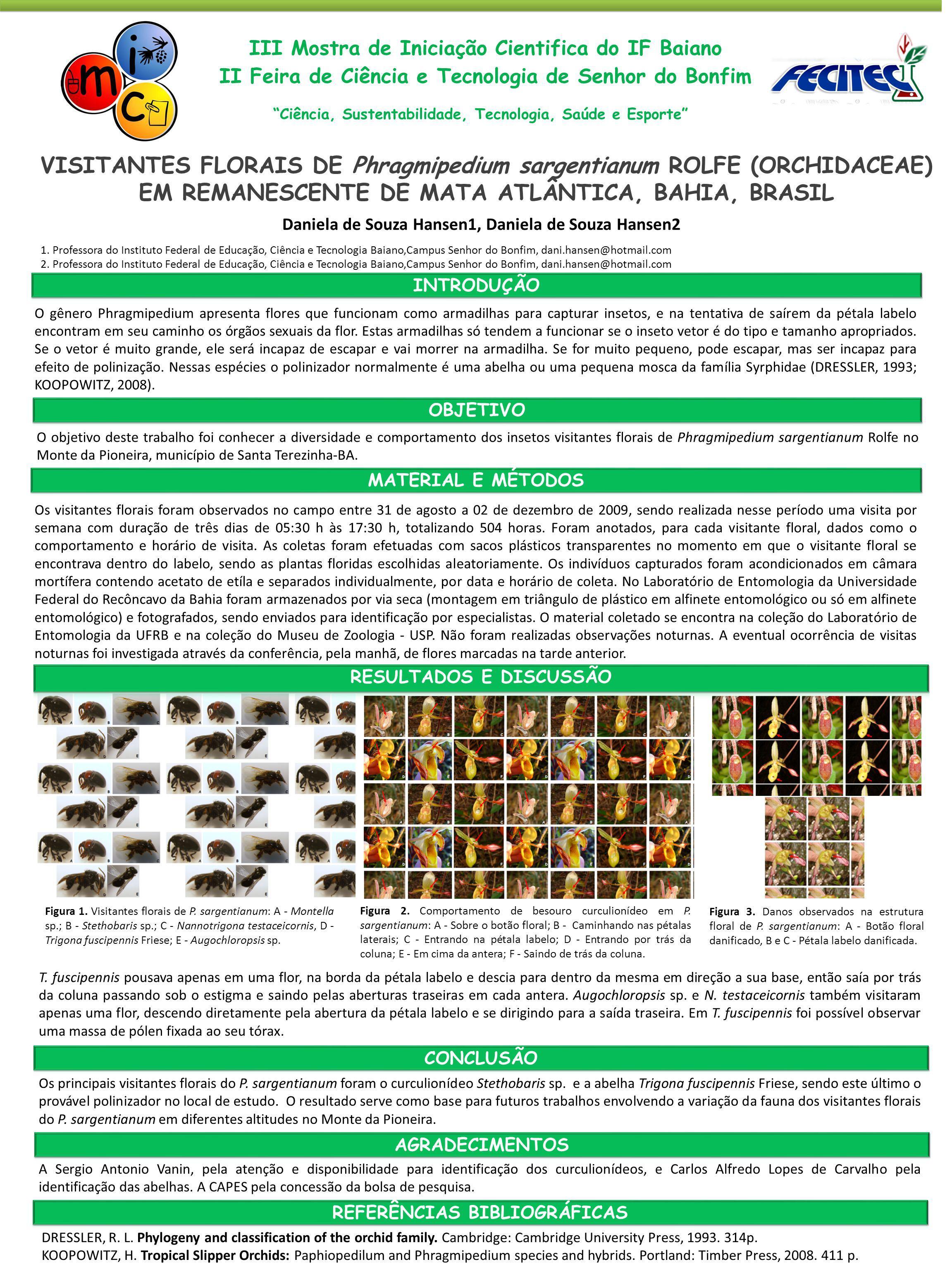 III Mostra de Iniciação Cientifica do IF Baiano