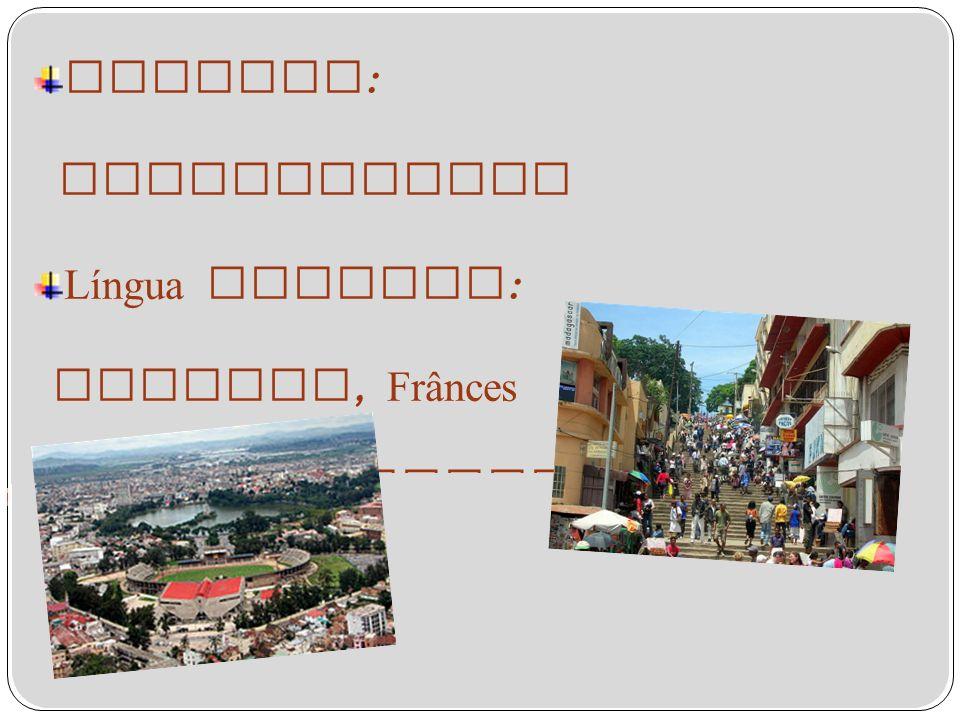 Capital: Antananarivo