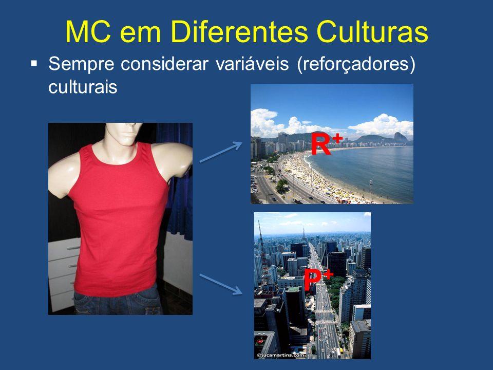 MC em Diferentes Culturas