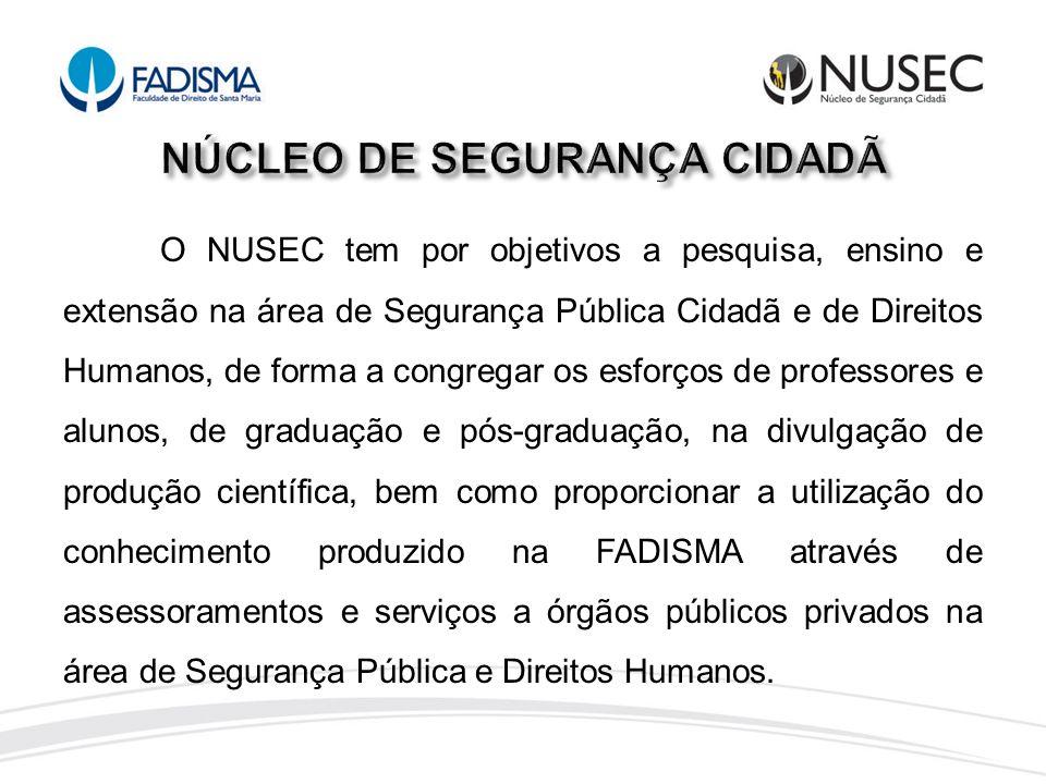 NÚCLEO DE SEGURANÇA CIDADÃ