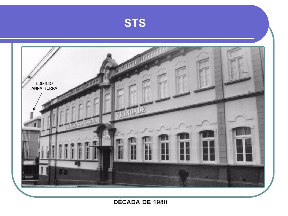 STS EDIFÍCIO ANNA TERRA DÉCADA DE 1980