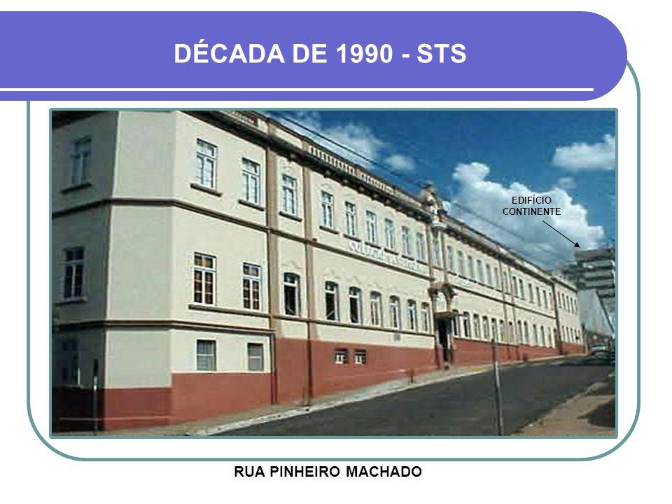 DÉCADA DE 1990 - STS EDIFÍCIO CONTINENTE RUA PINHEIRO MACHADO