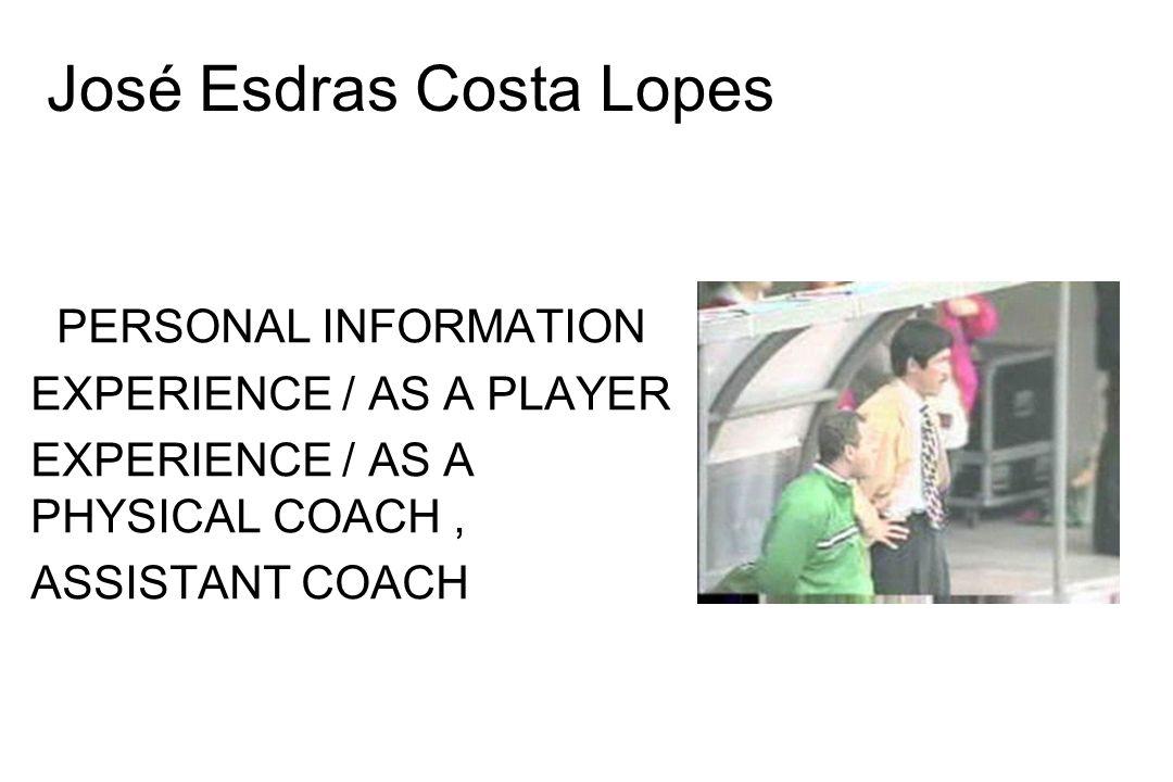 José Esdras Costa Lopes