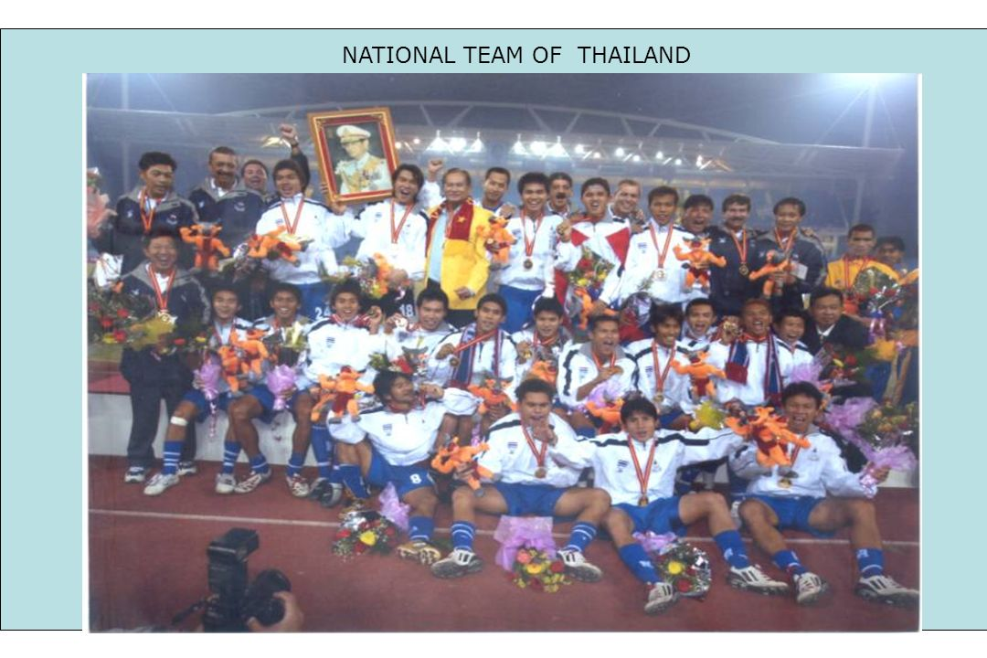 NATIONAL TEAM OF THAILAND