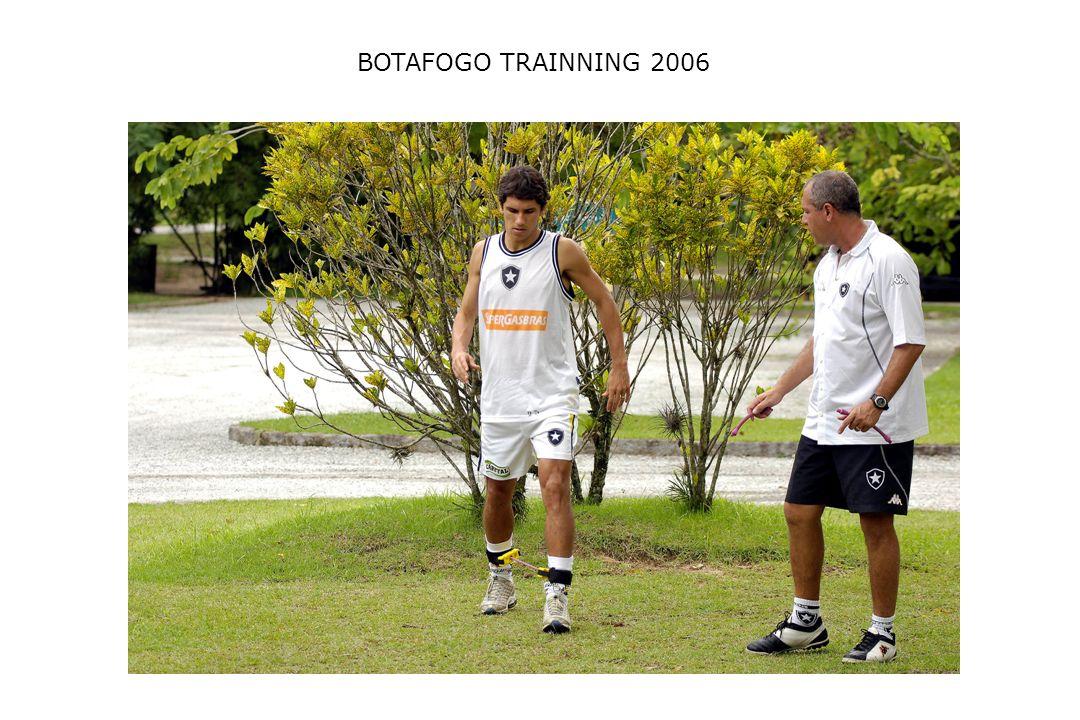 BOTAFOGO TRAINNING 2006