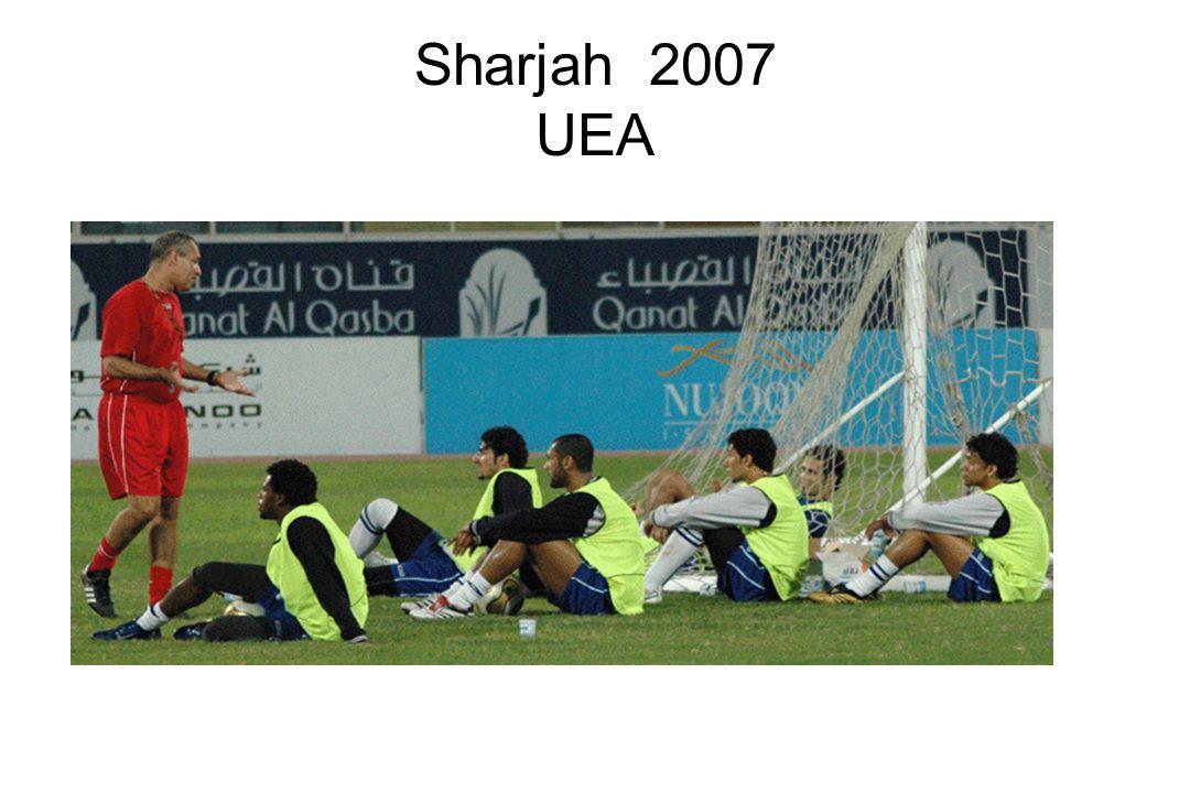 Sharjah 2007 UEA