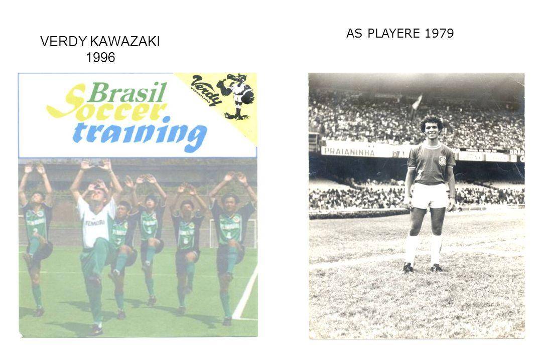 VERDY KAWAZAKI 1996 AS PLAYERE 1979