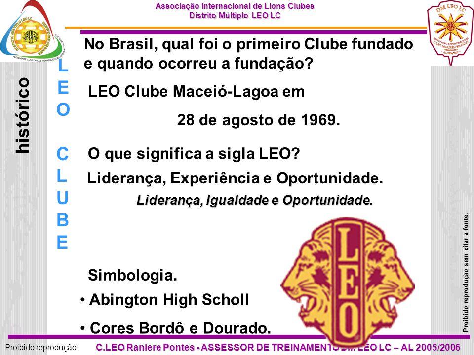 No Brasil, qual foi o primeiro Clube fundado e quando ocorreu a fundação