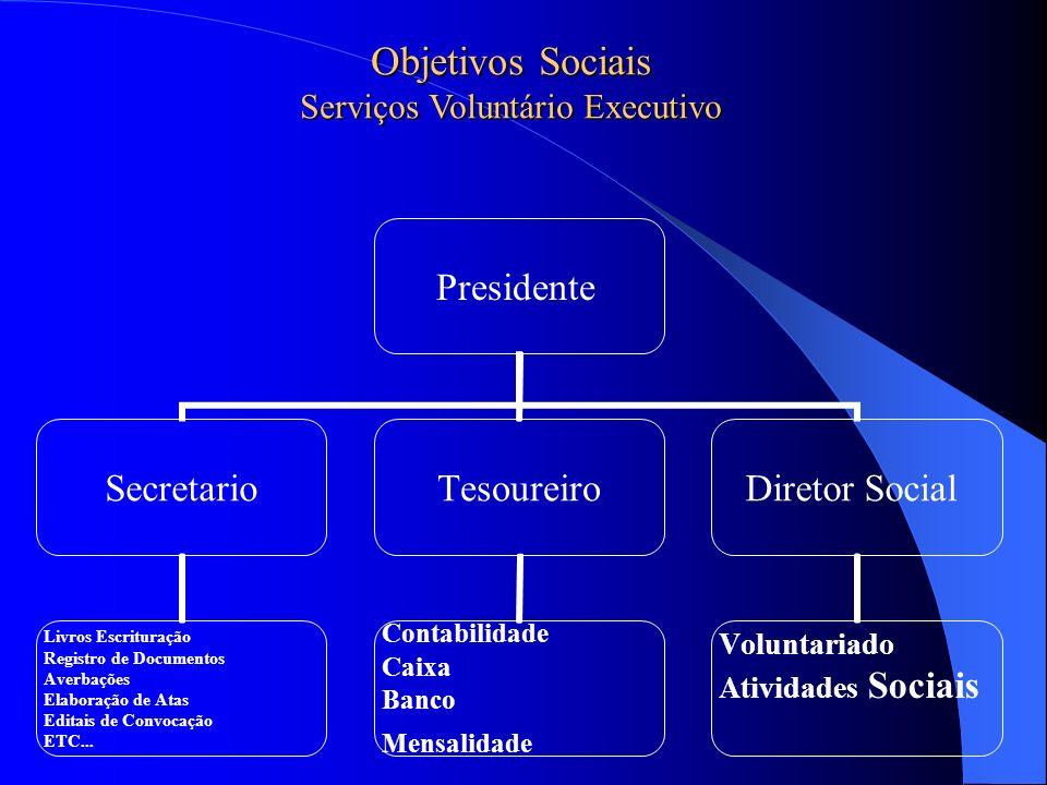 Serviços Voluntário Executivo
