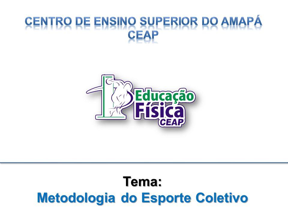5030867a8e Tema  Metodologia do Esporte Coletivo - ppt video online carregar