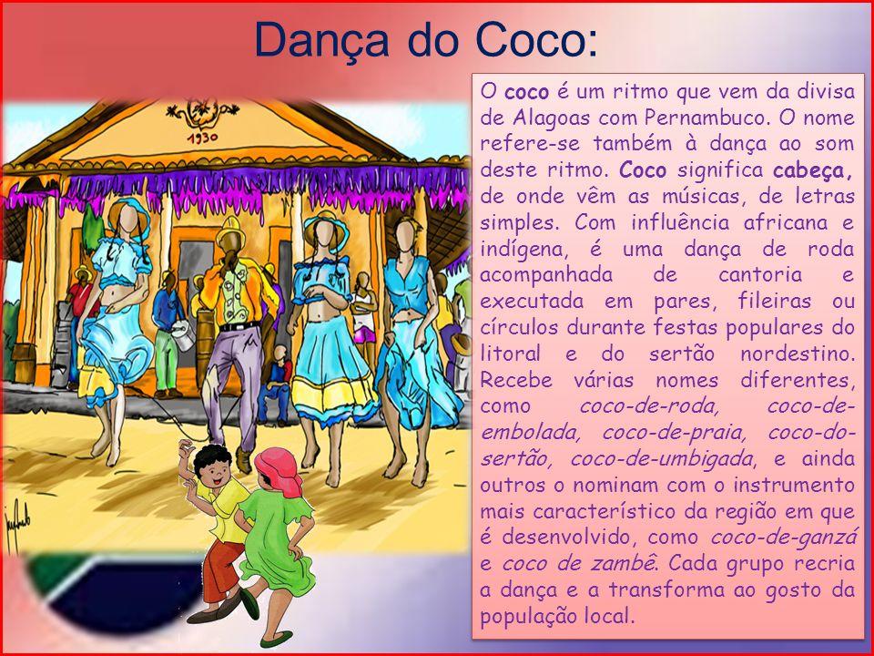Dança do Coco: