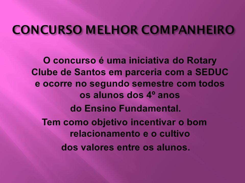 CONCURSO MELHOR COMPANHEIRO