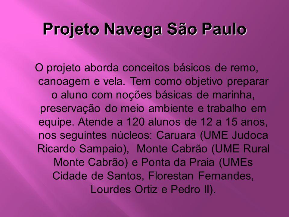 Projeto Navega São Paulo